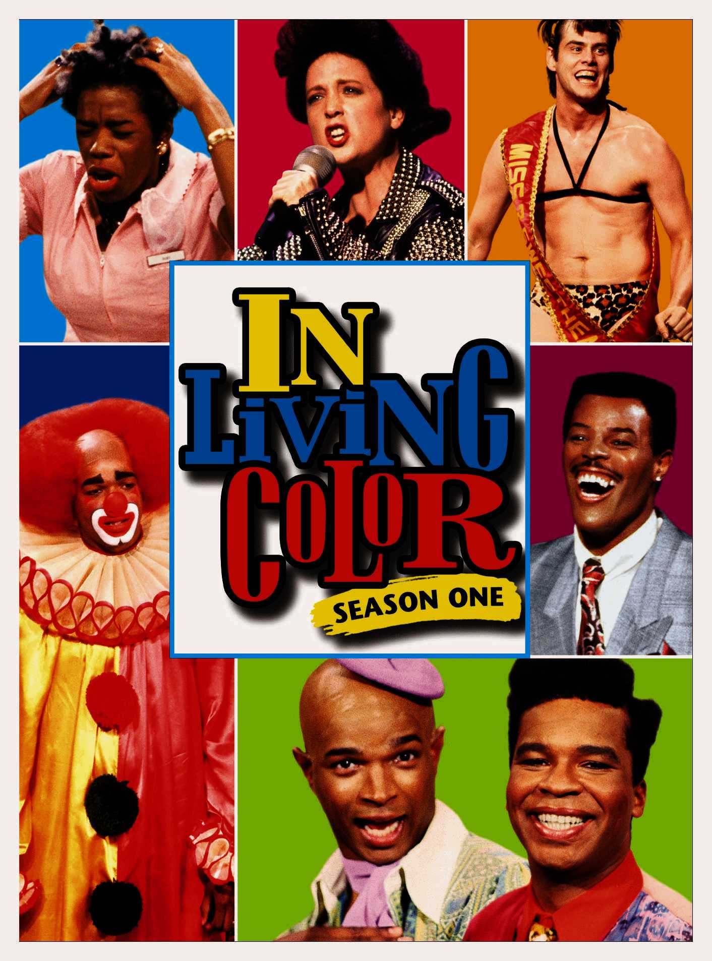 IN LIVING COLOR SEASON 1 BY IN LIVING COLOR (DVD)