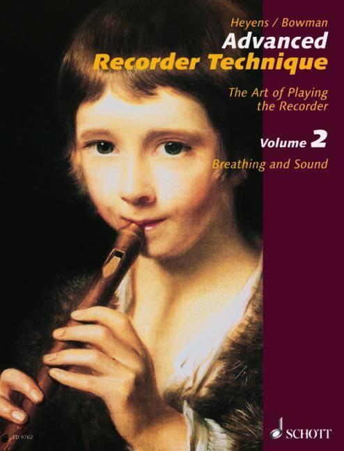 Advanced Recorder Technique By Heyens, Gudrun